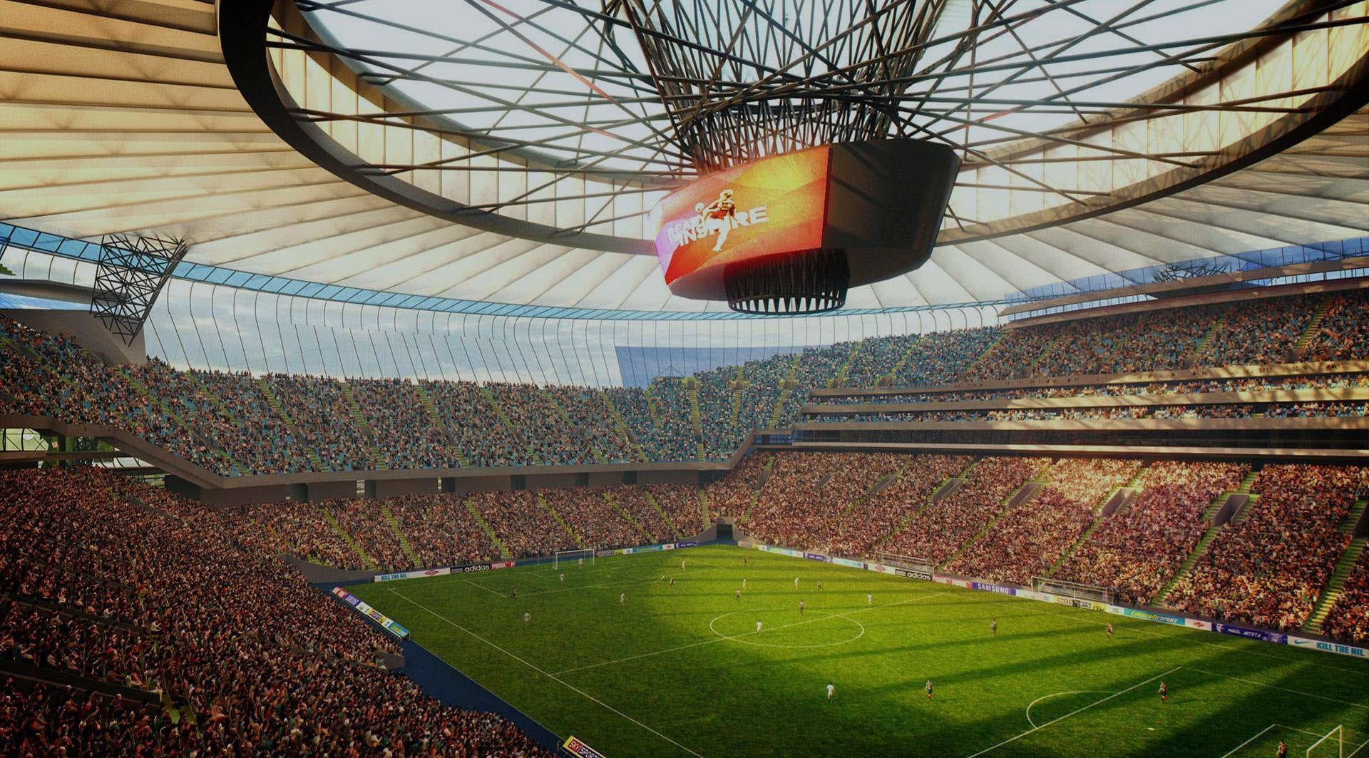World Cup Stadium Venues