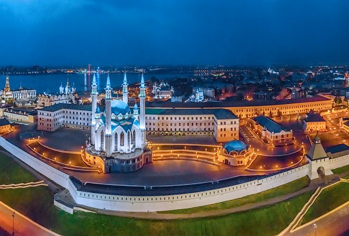 Host city Kazan