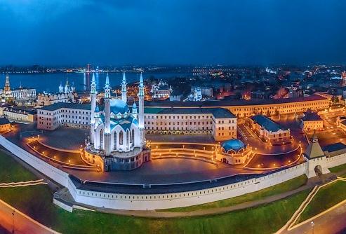 Host city Kazan