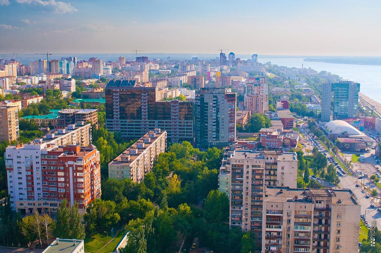 Host City Samara