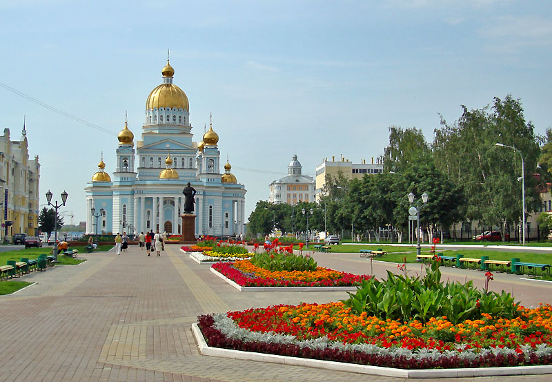 Host City Saransk