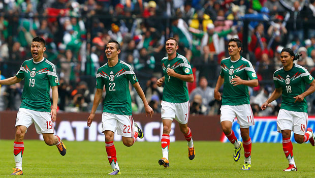 World Cup Team Mexico