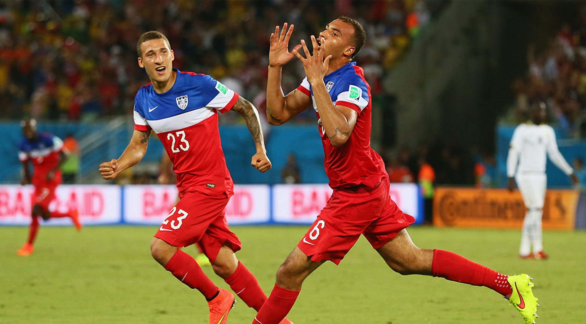 World Cup Follow Team USA