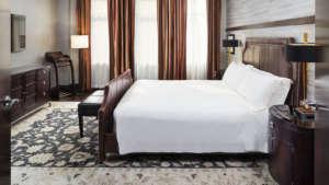 hotel ivy minneapolis suite bedroom