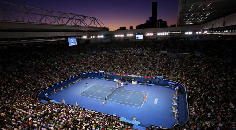 Australian Open custom packages