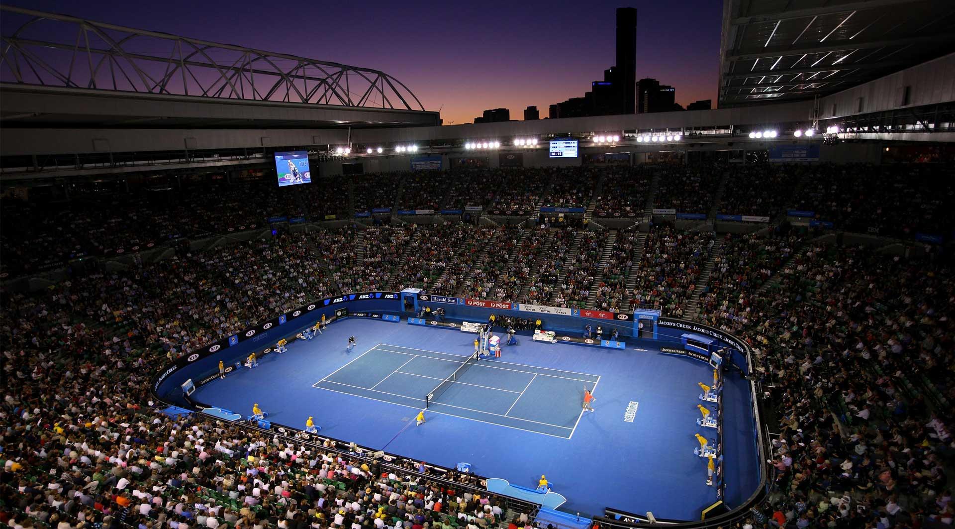 2018 Australian Open Packages
