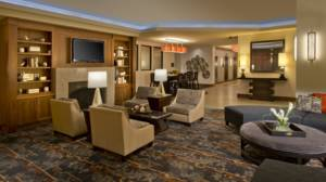 DoubleTree Suites Minneapolis Lobby