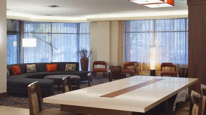 Lobby Communal Table