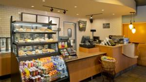 DoubleTree Suites Minneapolis Starbucks