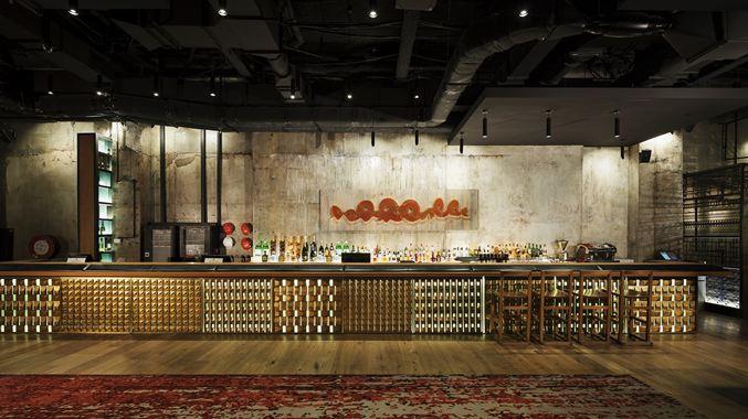 Doubletree Lobby Bar