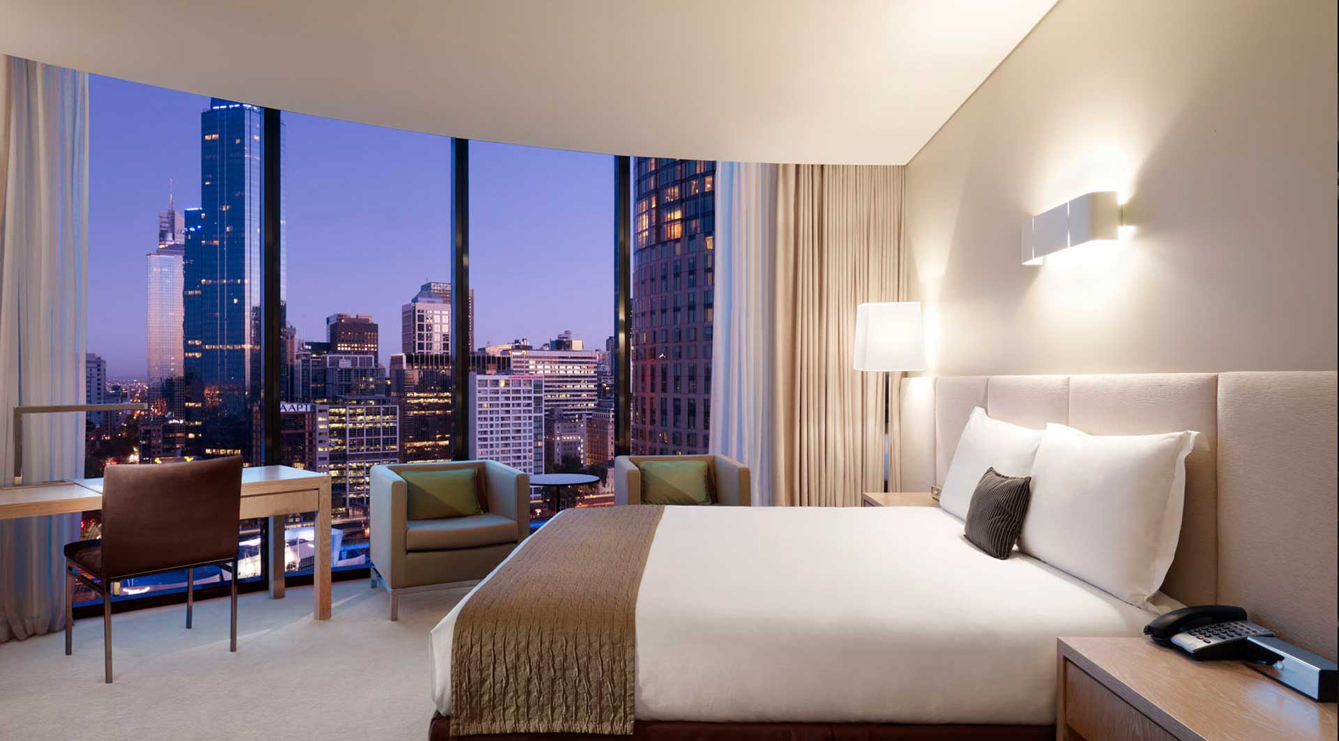 Crown Casino Hotel Rooms