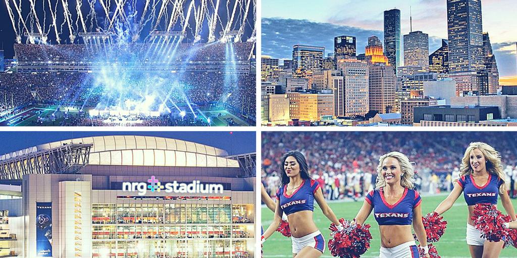2017 Superbowl Host City Blog