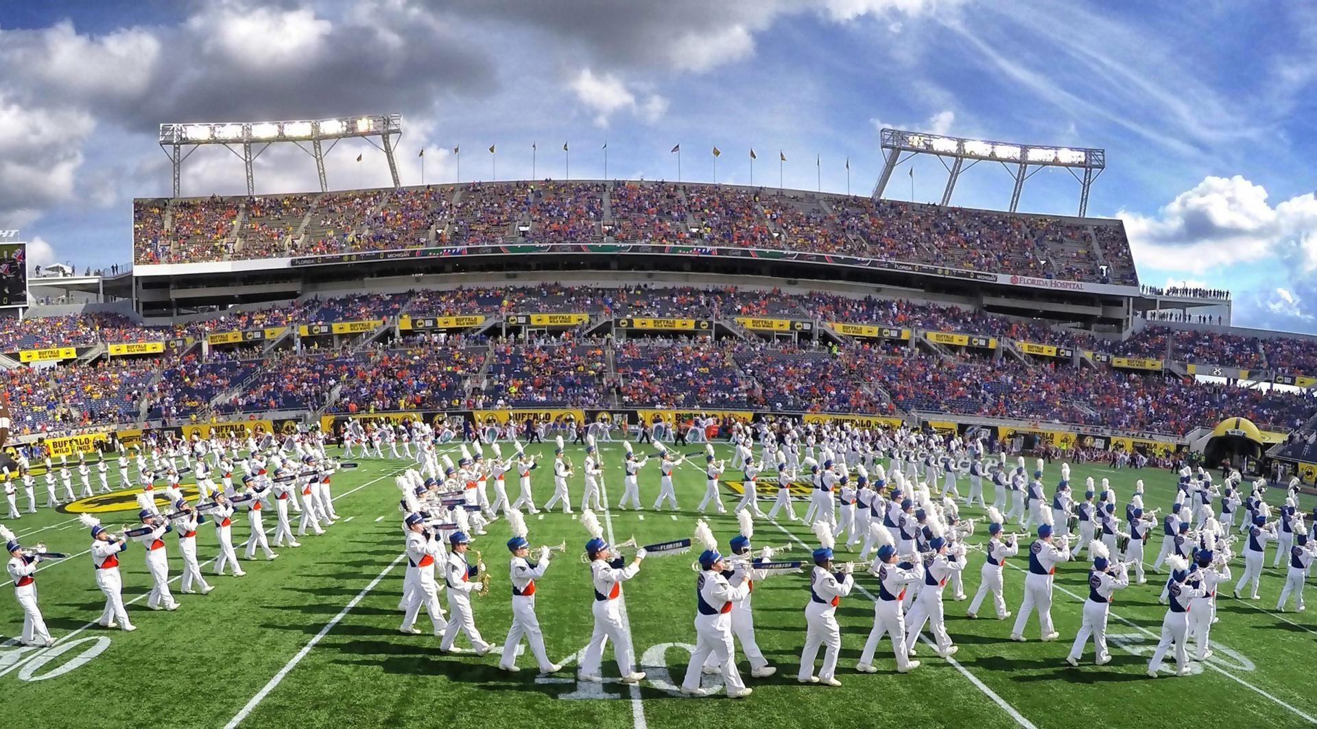 Camping World Stadium NFL Pro Bowl