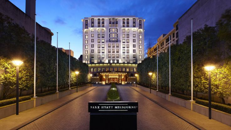 The Park Hyatt Melbourne