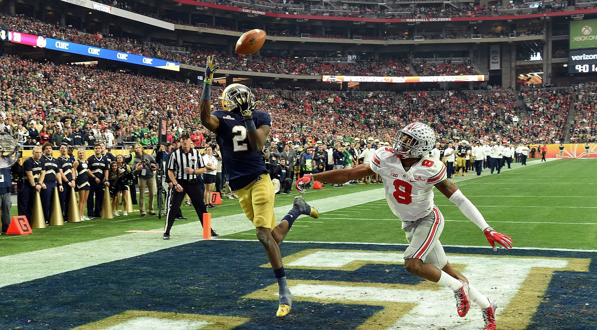 Ohio State Fiesta Bowl Travel Packages