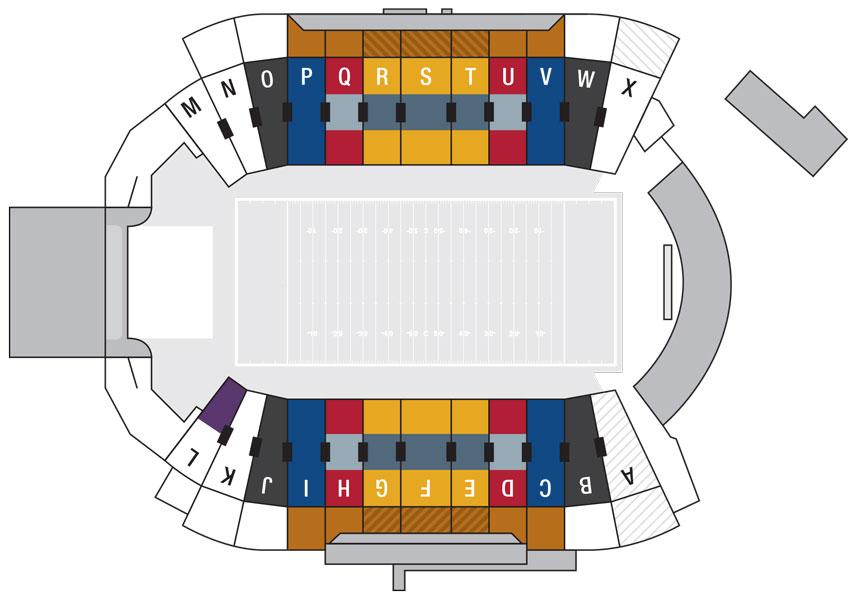 commonwealth stadium seating chart