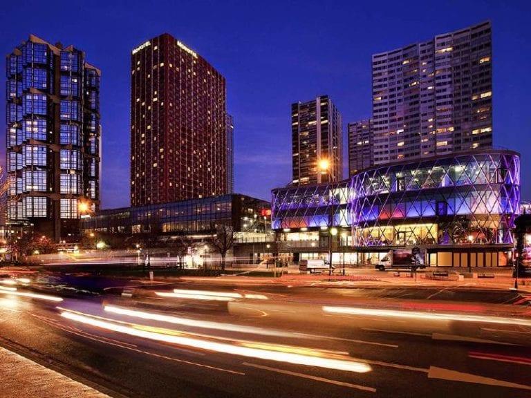 hotel novotel paris eiffel tower