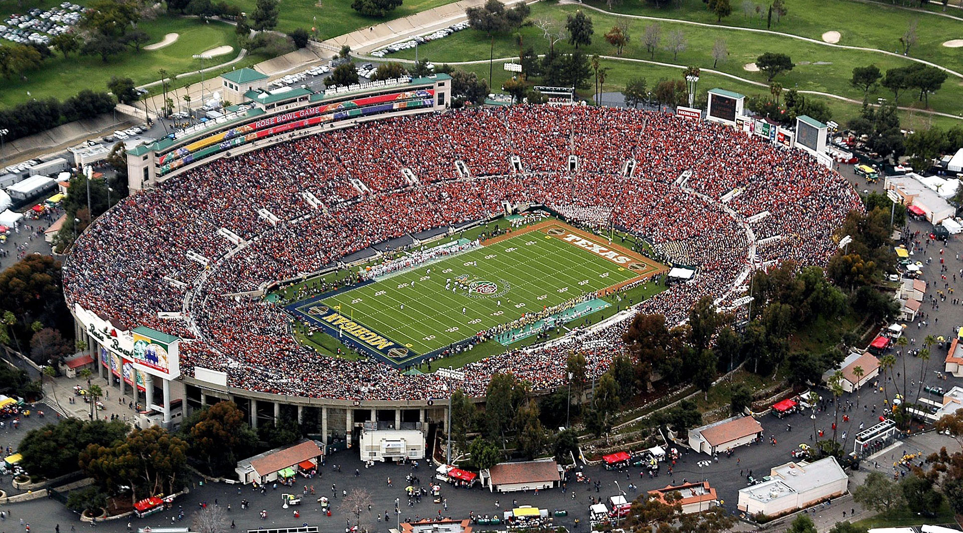 rose bowl ticket packages
