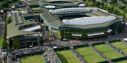 frequently asked questions about the wimbledon tennis championship