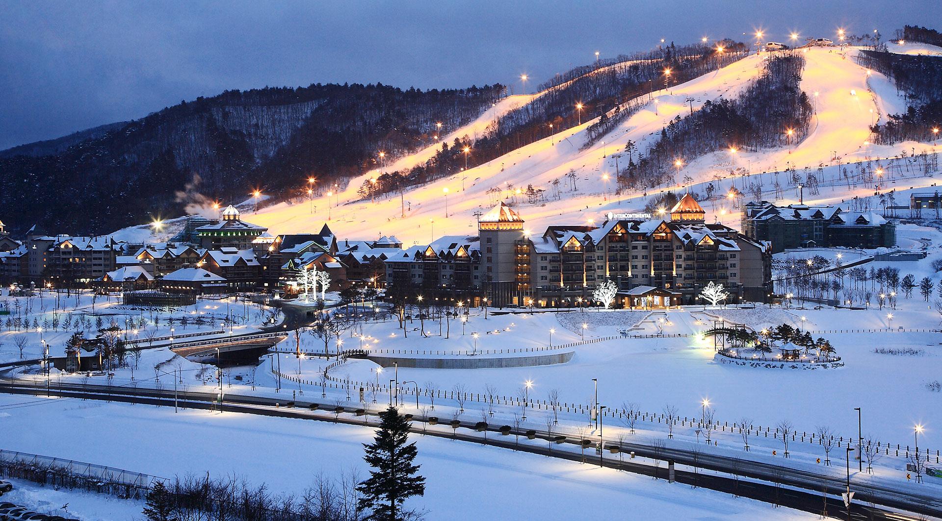 winter games 2018 venues