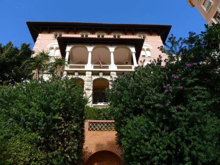 monaco race terrace