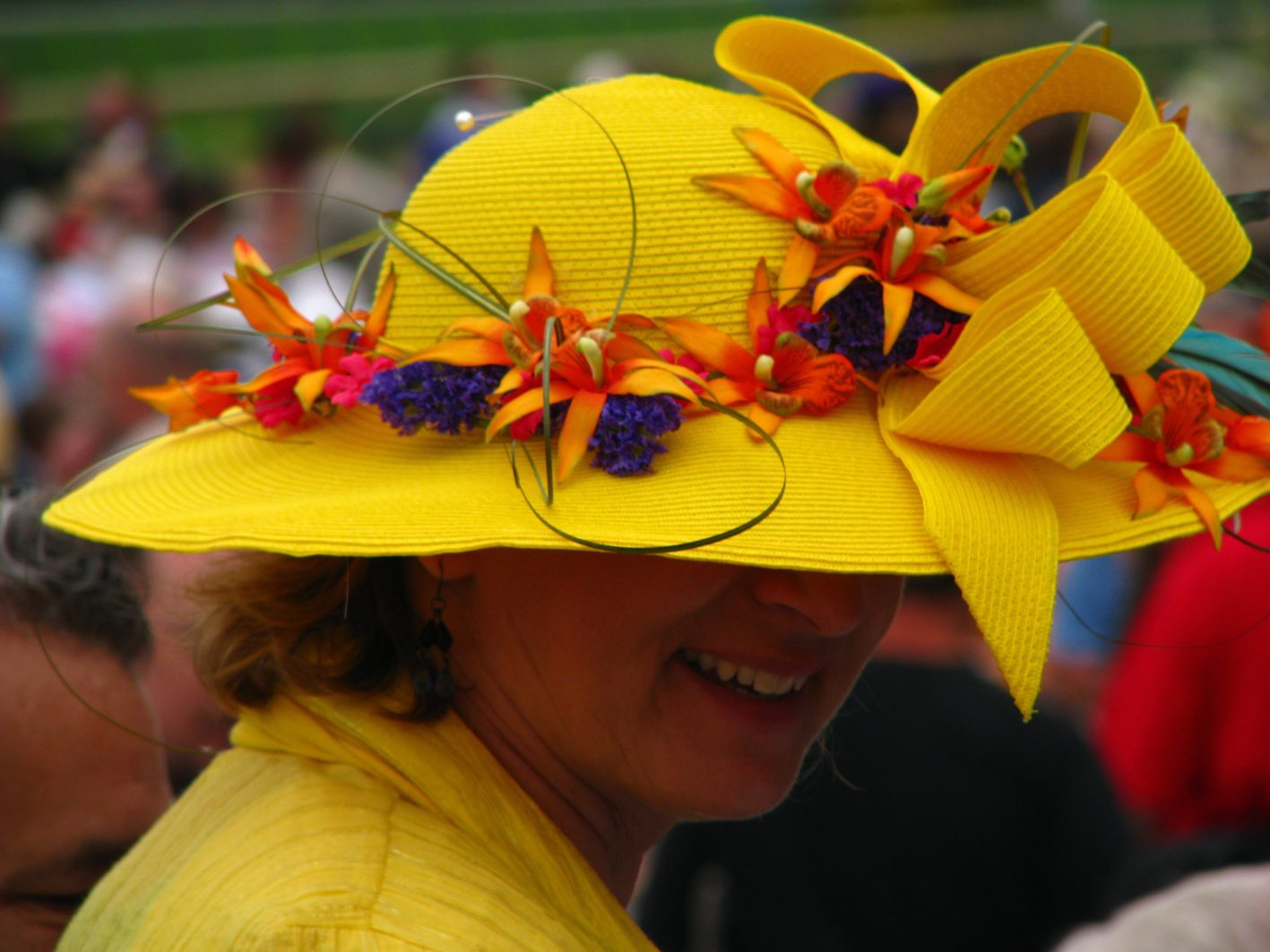 Fashion Statements You Ll See At The 2014 Kentucky Derby