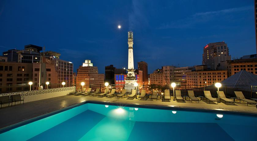 Hotels In Indianapolis Who Offer Spa