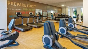 sheraton augusta hotel fitness center