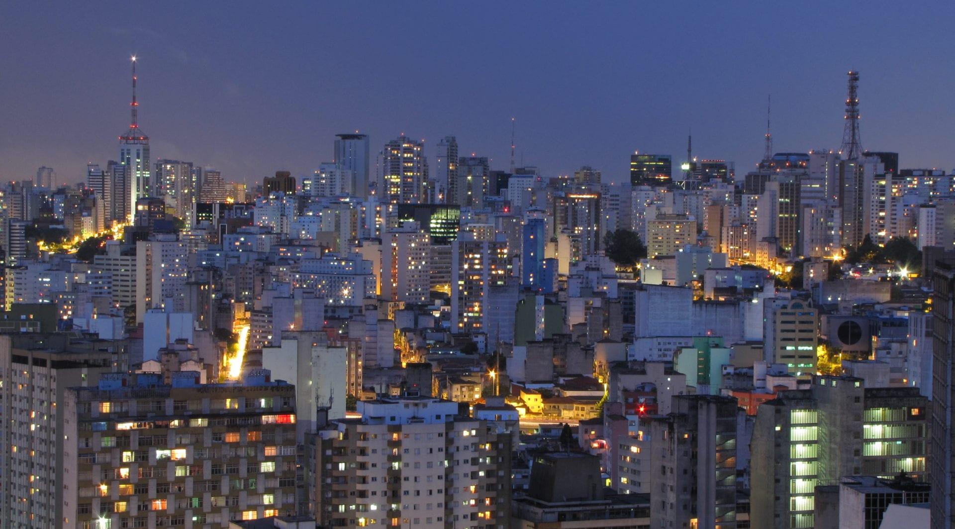 SÃO PAULO AT THE BRAZILIAN GRAND PRIX