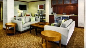 sheraton augusta hotel club lounge