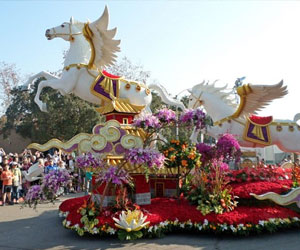 kentucky derby pegasus parade