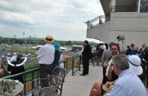Finish Line Suites Balcony