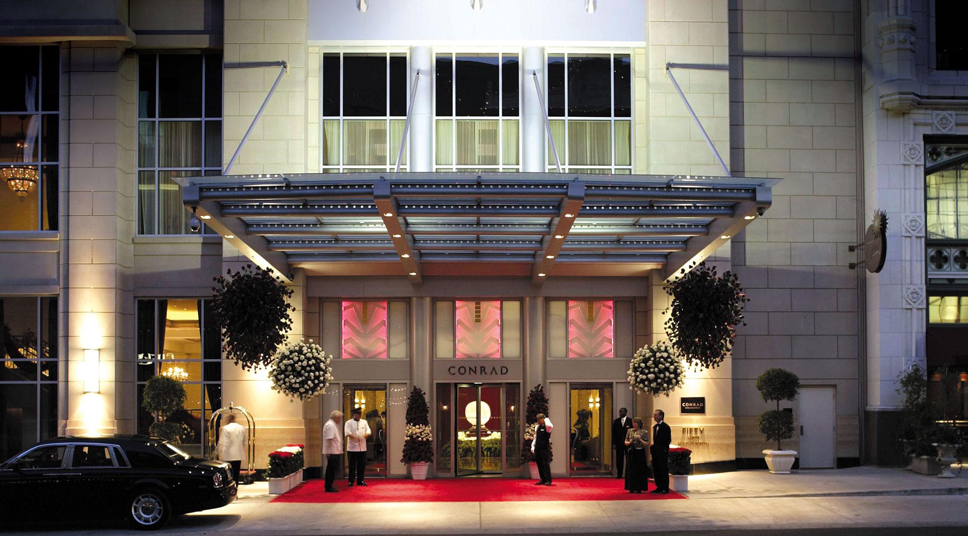 indianapolis conrad hotel