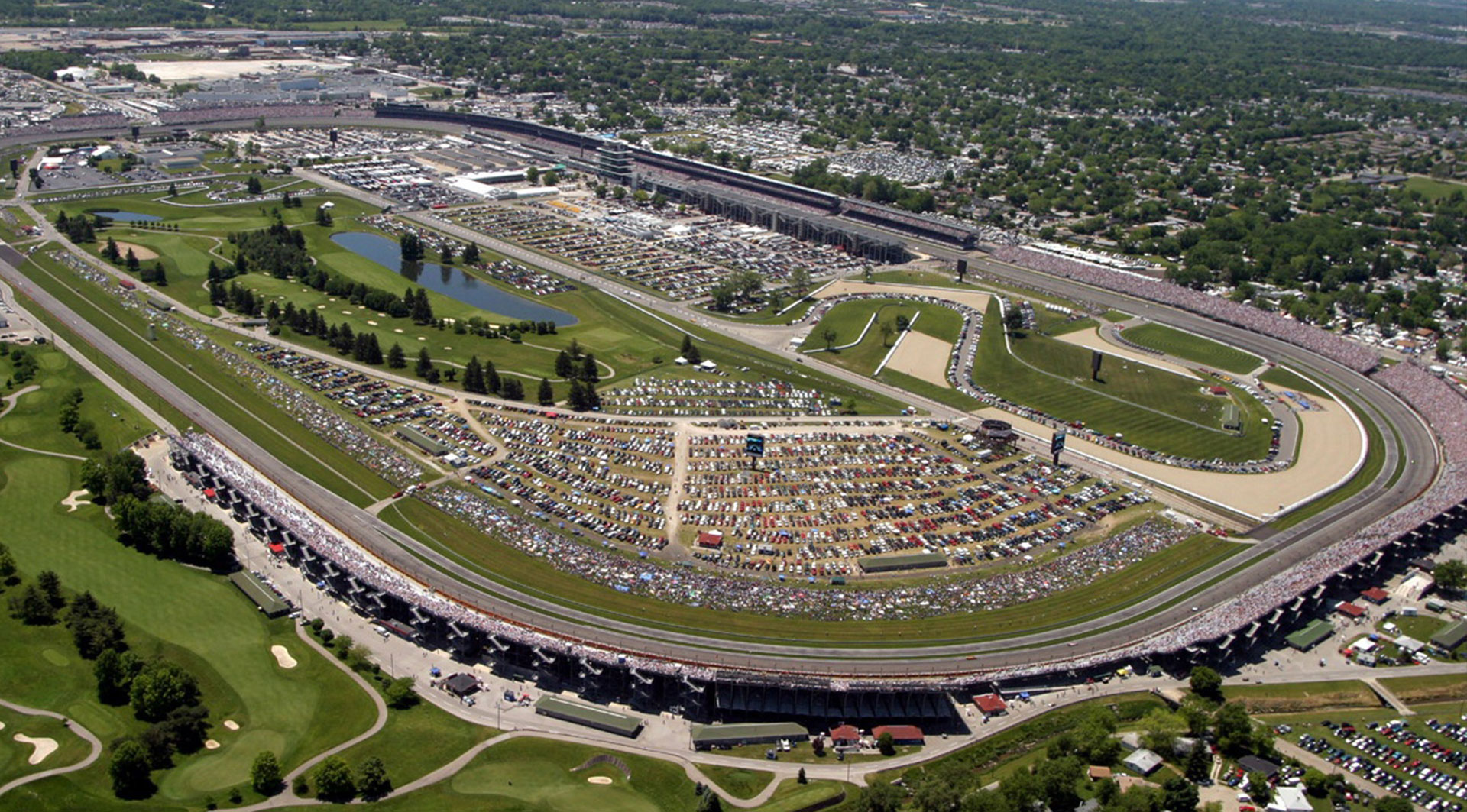 indianapolis 500 track