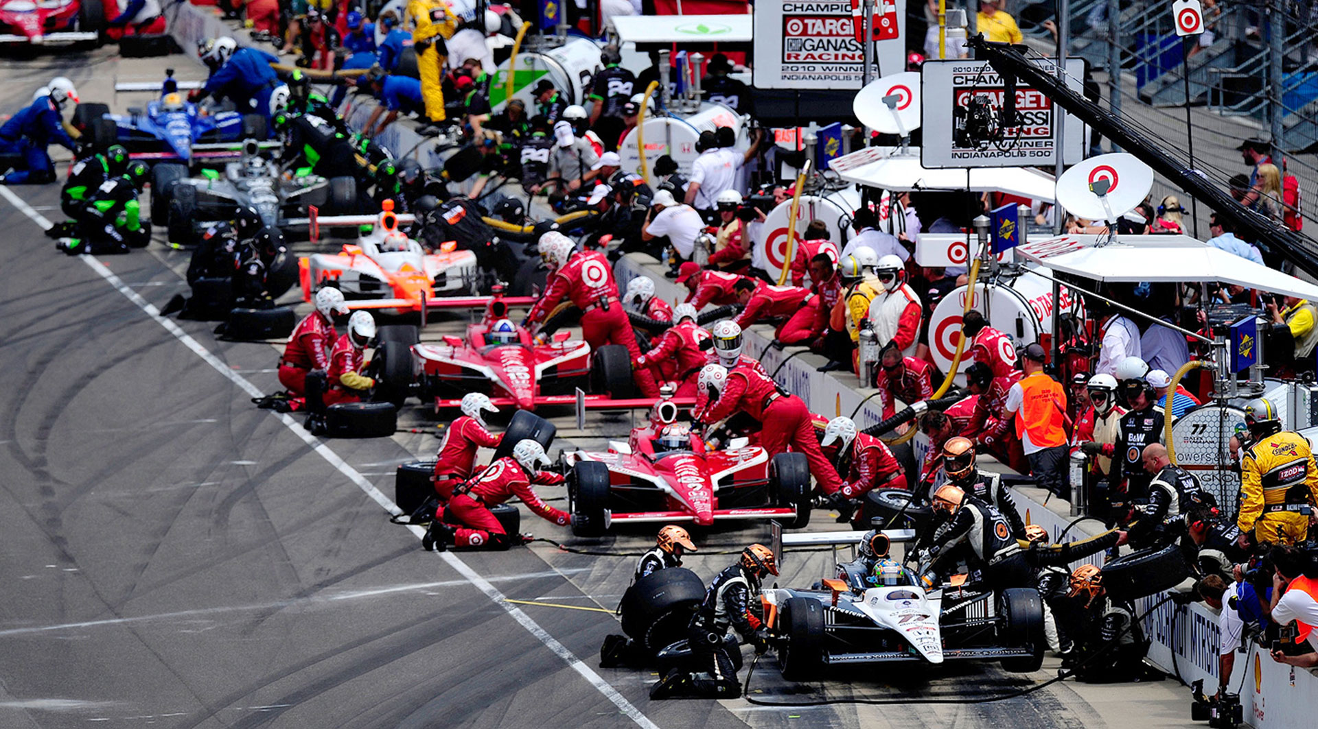 Indy 500 Ultimate Itinerary