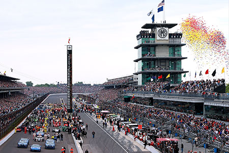 2018 indy 500 custom luxury travel packages