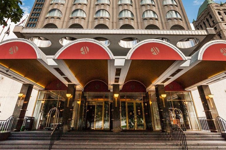 montreal marriott chateau champlian