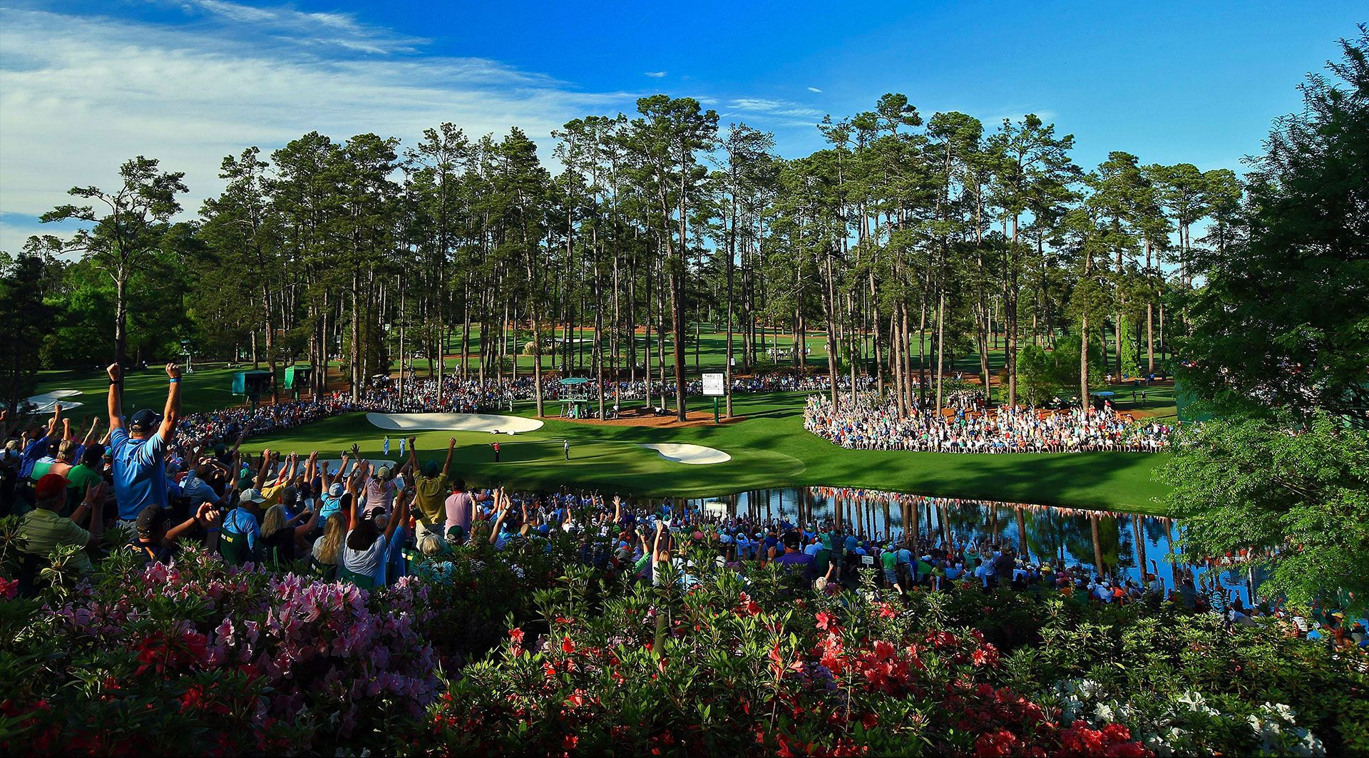 2018 masters golf ticket