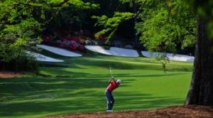 2022 Masters Golf Tournament