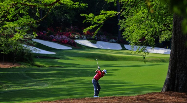 2018 masters golf packages
