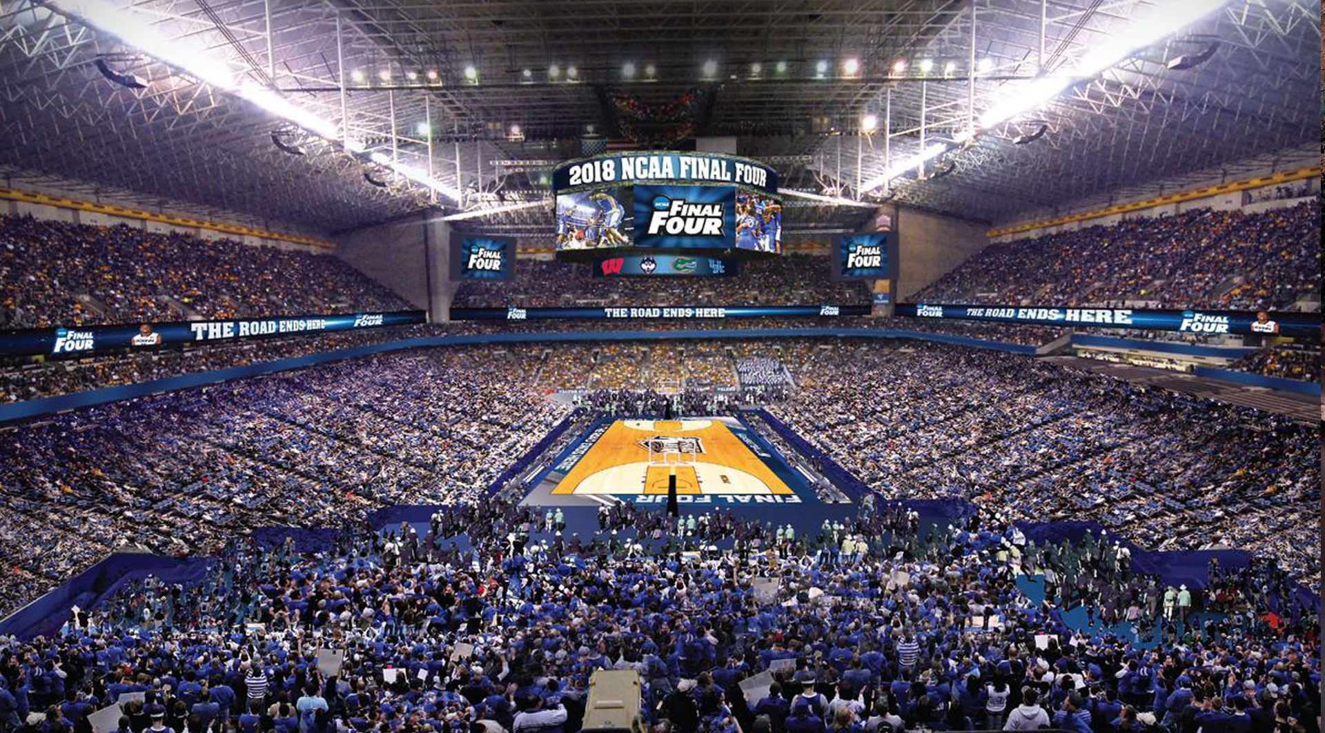 2018 Final Four Package Rates