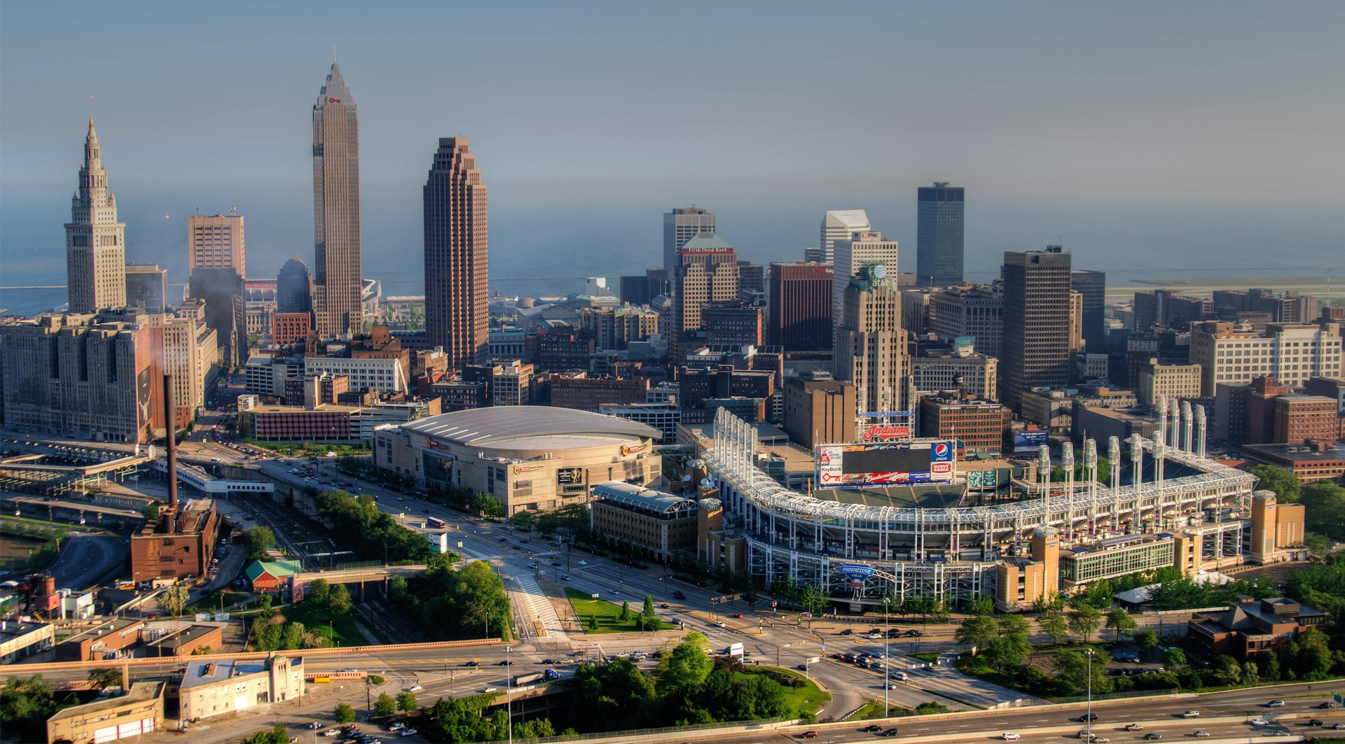 Hotels Near Downtown Cleveland Ohio