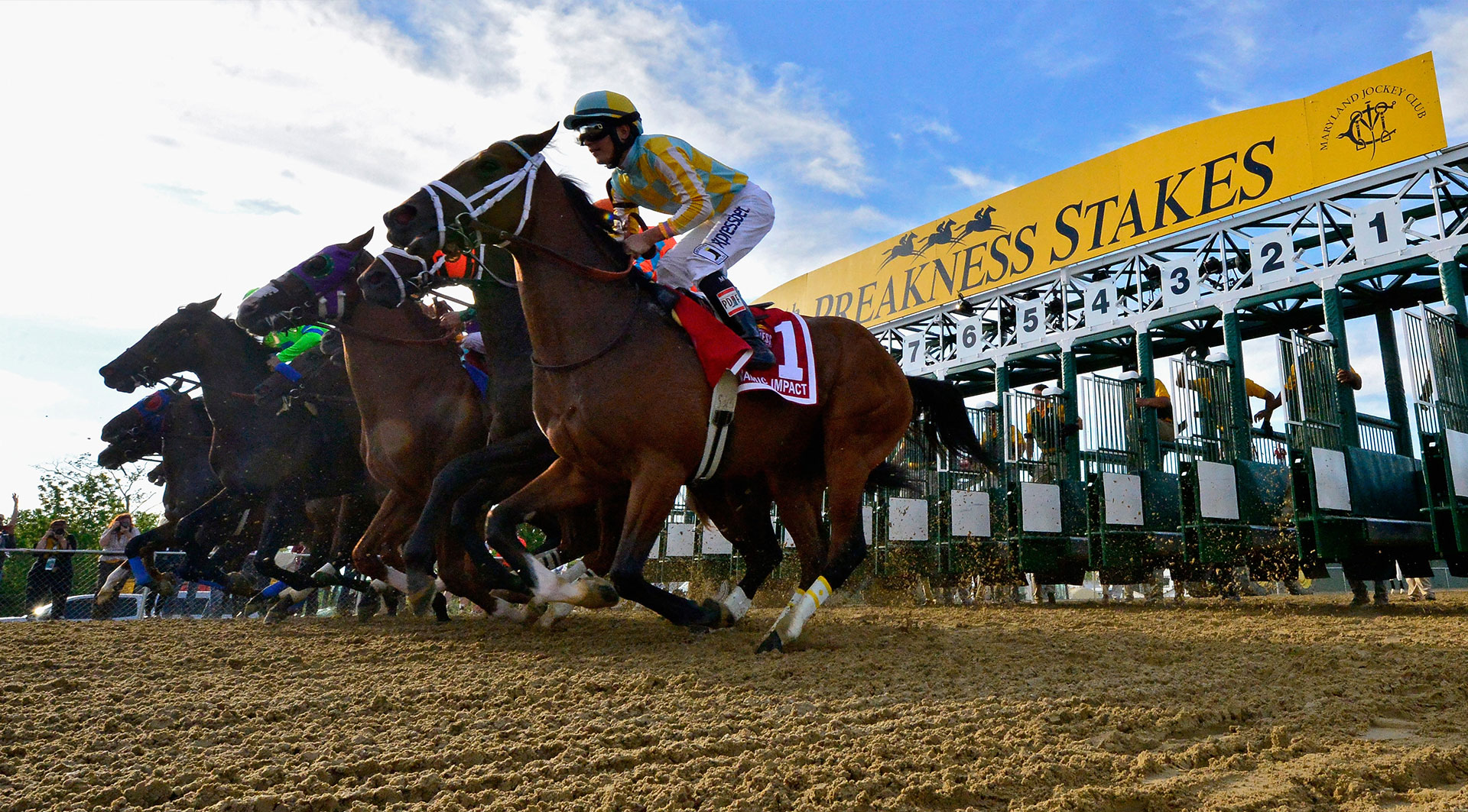 2018 preakness stakes horse racing