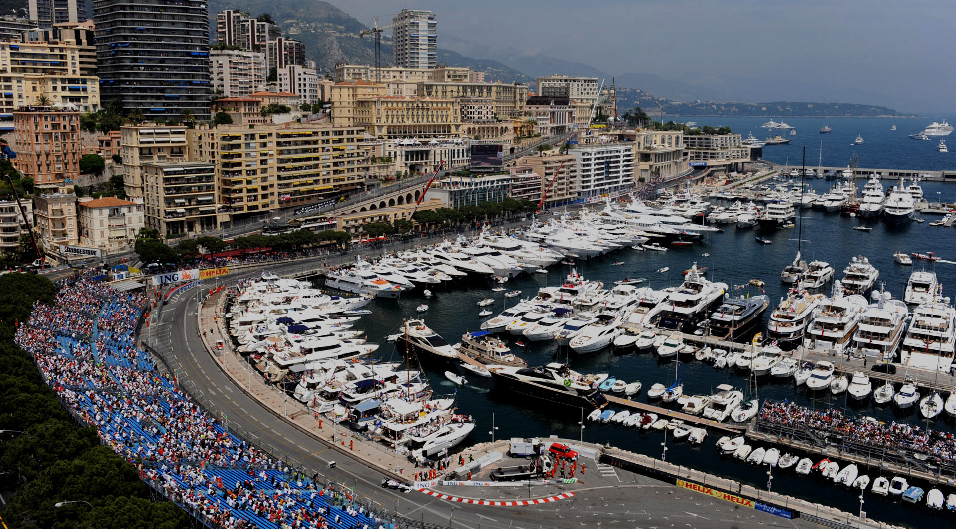 monaco grand prix race viewing