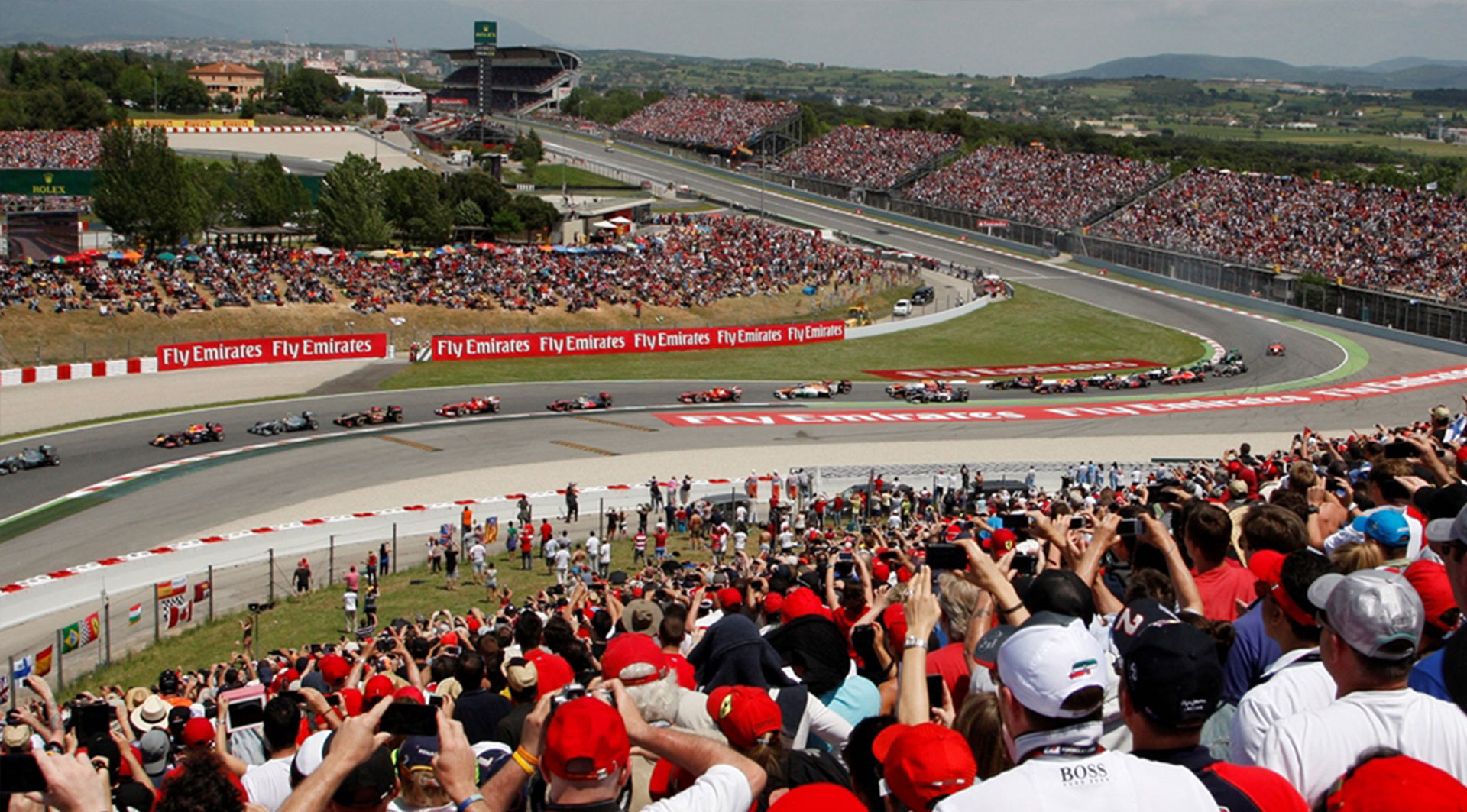 spanish grand prix rates