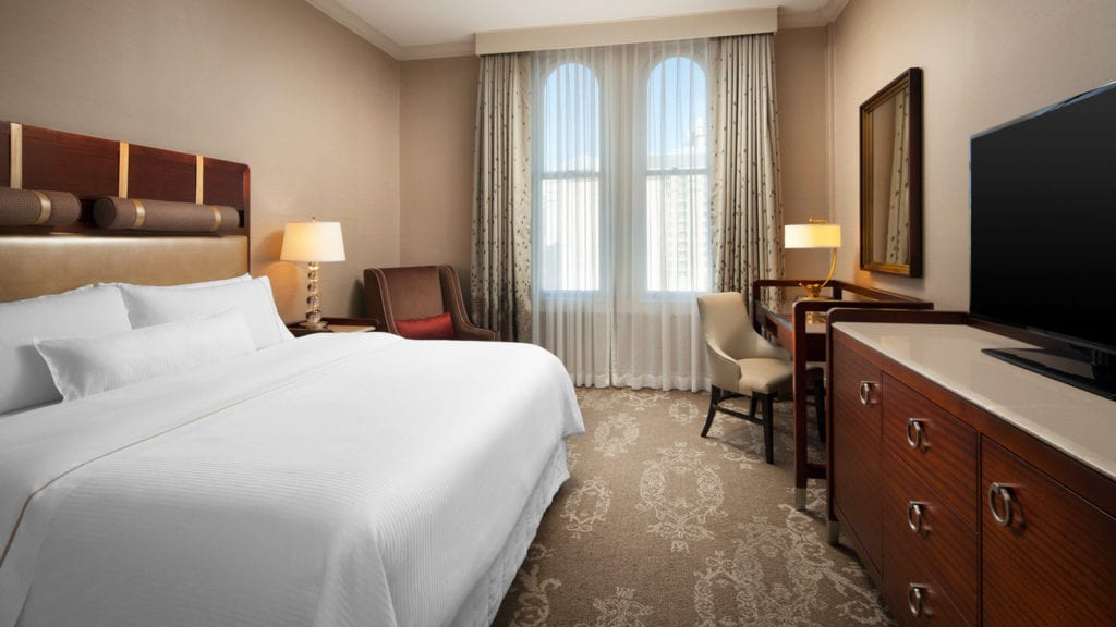 Who Makes Heavenly Beds For Westin Hotels