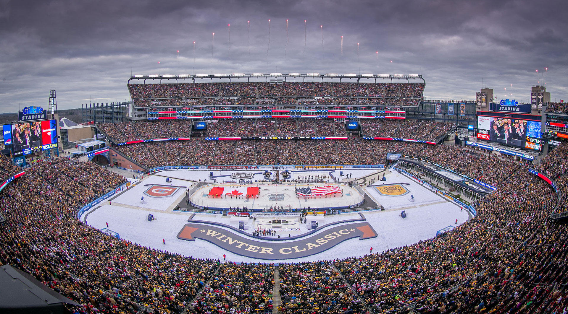 2018 Winter Classic Ticket Packages