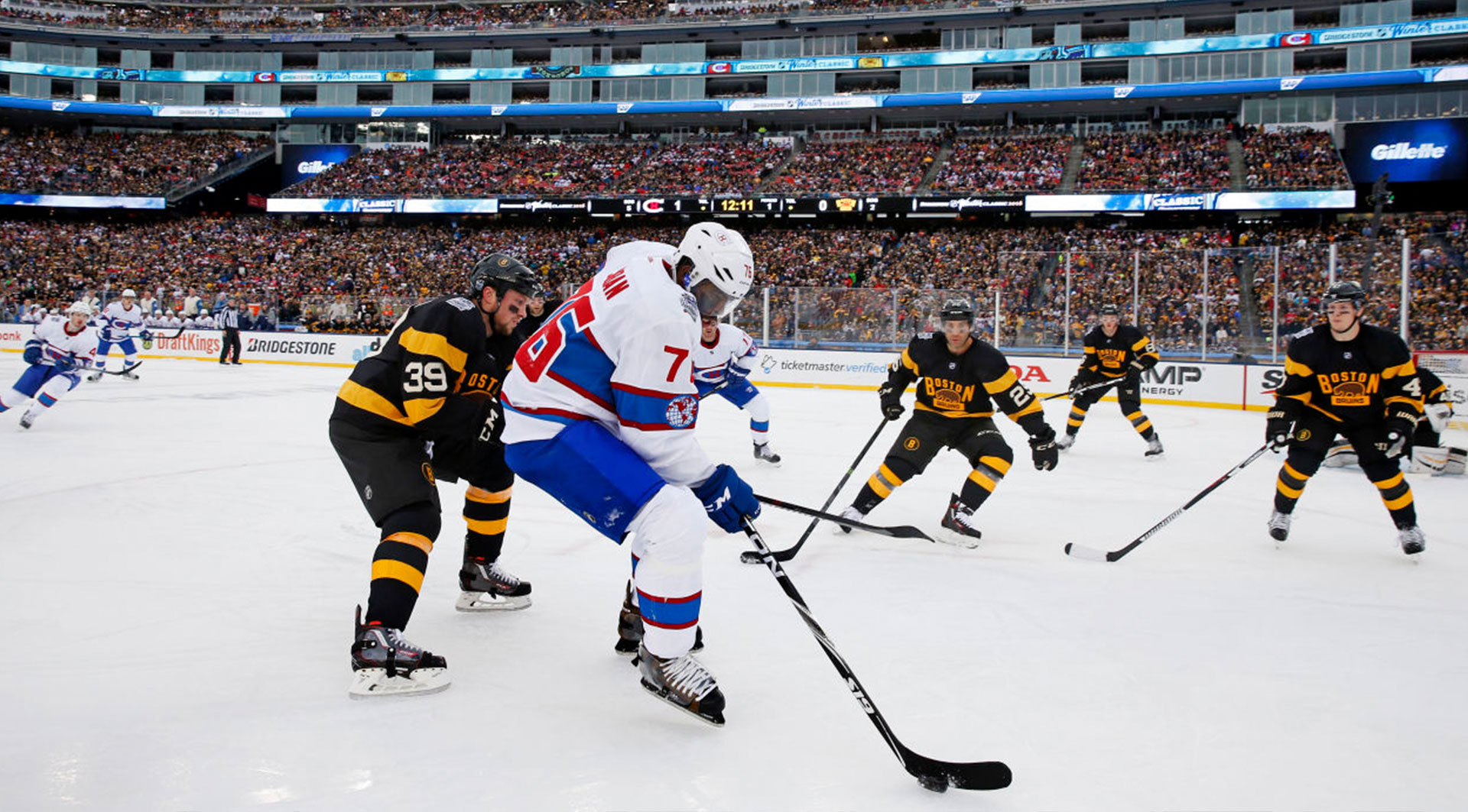 2019 Winter Classic Package Rates