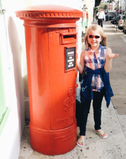 Bermuda facts postbox