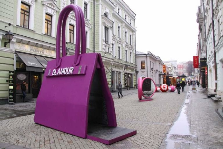 Moscow Shopping